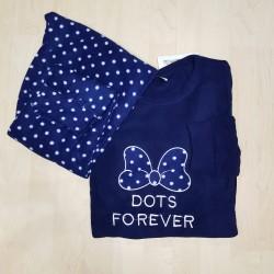 Φλις (fleece)γυναικείες πιτζάμες
