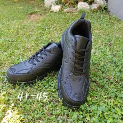 Sneakers ανδρικό σε μαύρο χρωμα